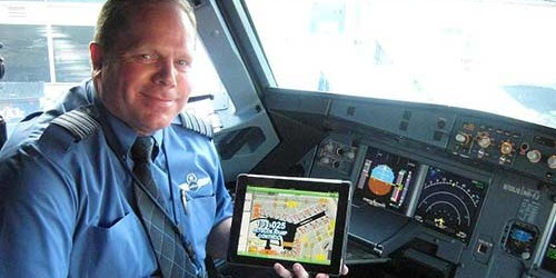 JetBlue Ditches Paper Manuals and Charts for the iPad