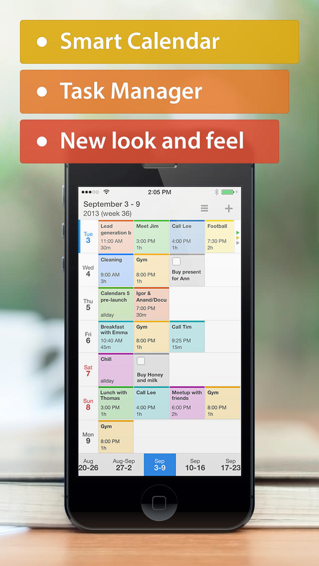 Readdle Updates Calendars 5 to Create Tasks From Anywhere