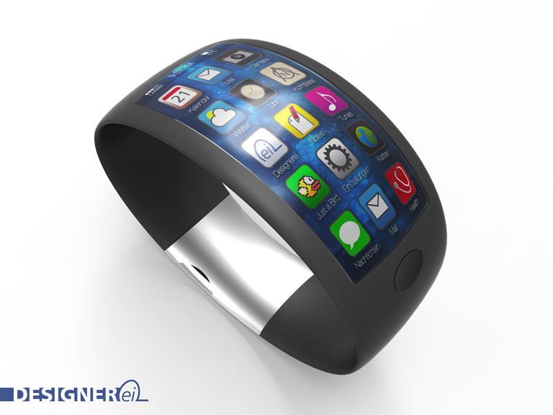 Apple iWatch to Use Optoelectronics to Monitor Heart Rate, Blood Oxygen Levels?