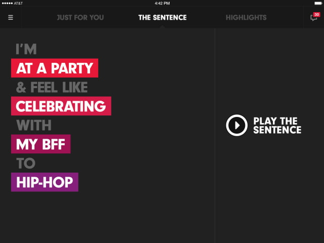 Beats Music Launches for iPad