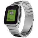Pebble Unveils New Pebble Time Steel Smartwatch [Video]