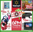 Walmart Black Friday Deals: iPad Air 2 $399, Beats Studio Headphones $169, More [Flyer]