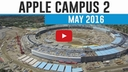 New Aerial Drone Video Shows Continuing Progress on Apple Campus 2