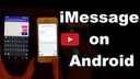 Pie Message Brings iMessage to Android Devices! [Video]