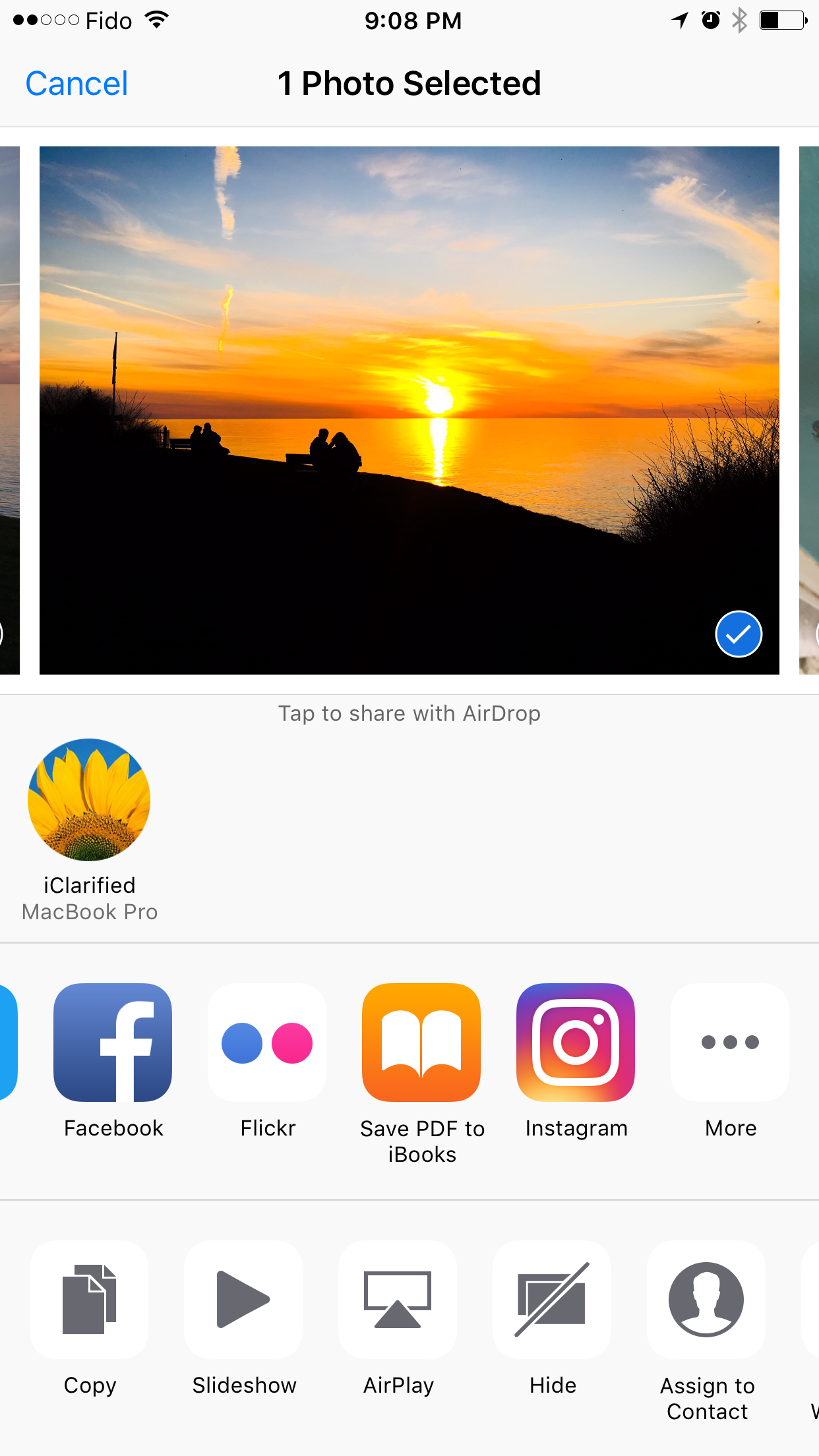 You Can Finally Post to Instagram Directly From Any iPhone App Including the Photos App