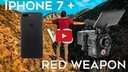 iPhone 7 Plus vs. $50000 Red Weapon [Video]