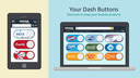 Amazon Launches Virtual Dash Buttons for Web and Mobile