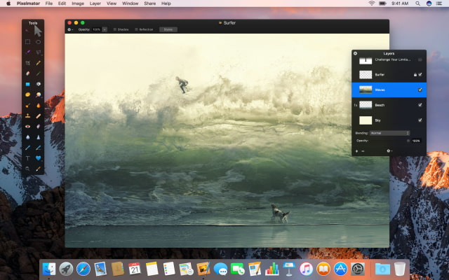 Pixelmator Gets Seamless Integration With macOS High Sierra, Continuity, Tabs, Smart Refine, More