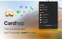 Flexibits Releases Cardhop Contacts App for Mac