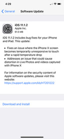 Apple Releases iOS 11.1.2, Fixes Unresponsive iPhone X Display After Rapid Temperature Drop [Download]