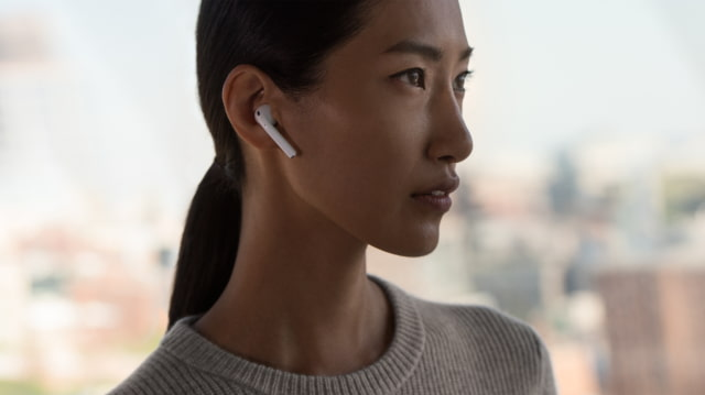 Apple Could Release New AirPods This Year With Hey Siri Support, Water Resistant Model Also in Development [Report]