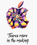 Apple Announces Special Event on October 30: There's More in the Making