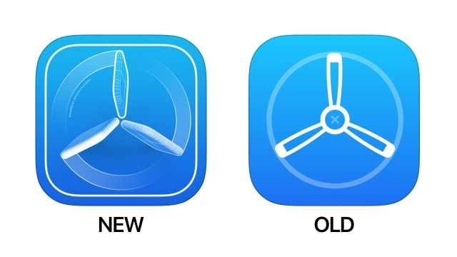 Apple Updates TestFlight With New Icon