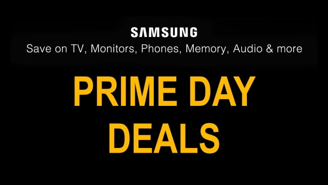 Samsung Discounts TVs, Storage, Memory, Smartphones, More for Amazon Prime Day [Deal]