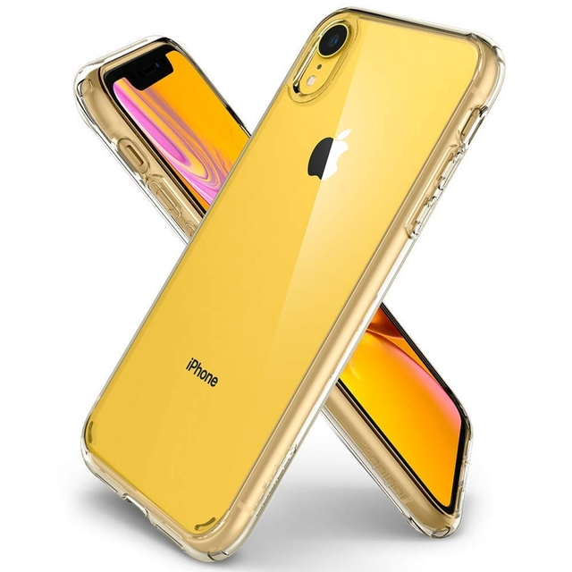 Spigen Ultra Hybrid IPhone XR Case (Crystal Clear