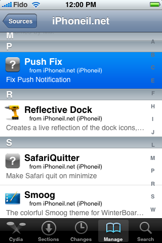 How to Fix Push Notifications on Your 3.0 iPhone 2G